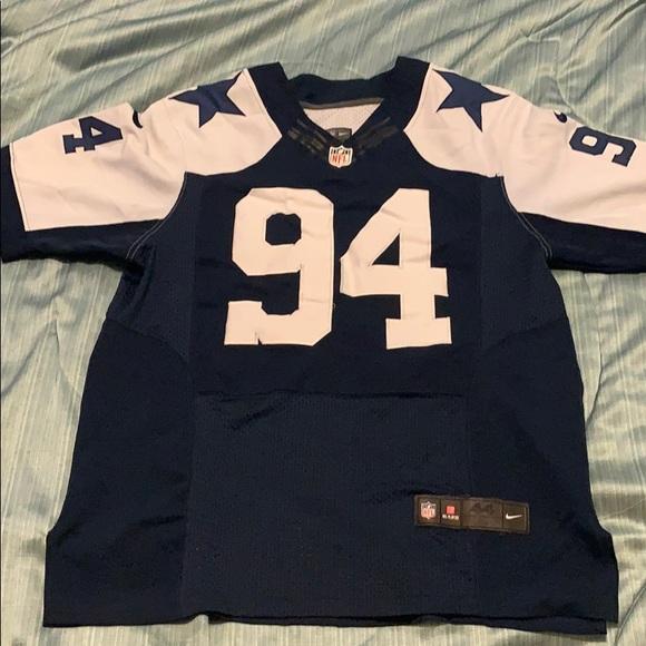 quality design 12b7e a9cba NFL NIKE Demarcus Ware Jersey